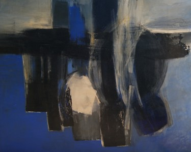 Horizon bleuté
